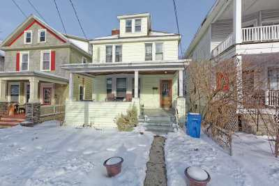 Albany Single Family Home Price Change: 23 Summit Av