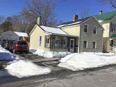 Saratoga Single Family Home New: 205 Elm St
