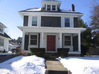 Schenectady Single Family Home New: 1864 Eastern Pkwy