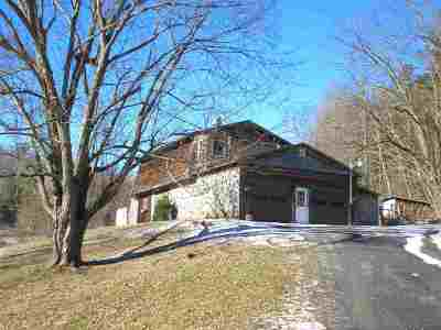 Albany County, Columbia County, Greene County, Fulton County, Montgomery County, Rensselaer County, Saratoga County, Schenectady County, Schoharie County, Warren County, Washington County Single Family Home New: 121 Floyd Mann Rd