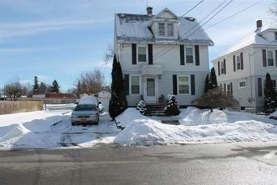 Schenectady Single Family Home New: 76 Wilson Av