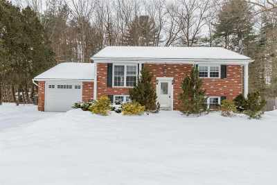 Saratoga Springs Single Family Home New: 3 White Pine La