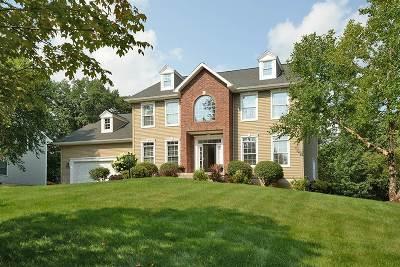 Halfmoon Single Family Home For Sale: 8 Wesley Ct