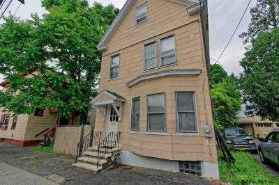 Albany Single Family Home Price Change: 39 Benson St