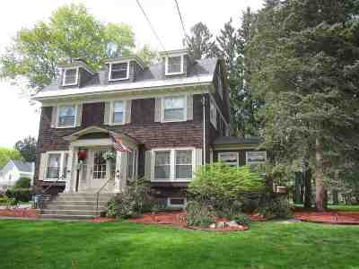 Gloversville Single Family Home For Sale: 161 First Av