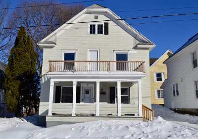 Gloversville NY Single Family Home Active-Under Contract: $44,000