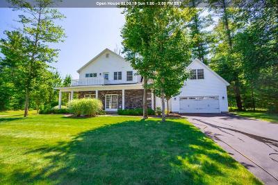 Fulton County, Hamilton County, Montgomery County, Saratoga County, Warren County Single Family Home New: 124 Plum Poppy North