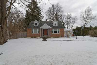 Colonie Single Family Home New: 179 Menands Rd