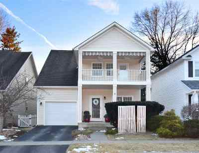 Saratoga Springs Single Family Home New: 6 Furlong St