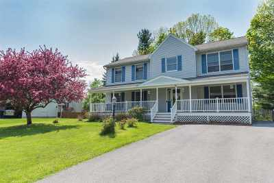 Ballston Spa Single Family Home For Sale: 243 Revere Dr