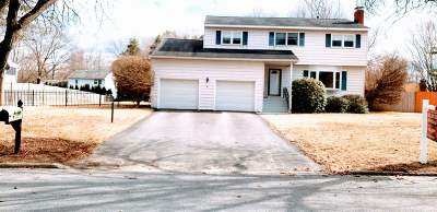 Saratoga Springs Single Family Home For Sale: 6 Bunker Hill Dr