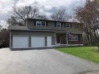 Rotterdam Single Family Home Active-Under Contract: 1040 Gates Dr