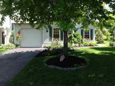 Troy Single Family Home For Sale: 16 Woods Path