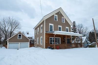Gloversville Single Family Home For Sale: 2 East State St