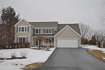 Guilderland Single Family Home For Sale: 810 Creek Ct