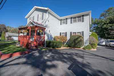 Rotterdam Single Family Home Price Change: 321 East Campbell Rd