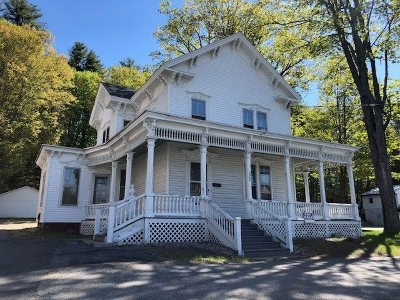 Warrensburg Single Family Home For Sale: 3760 Main St