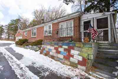 Albany Single Family Home Back On Market: 67 Rapp Rd