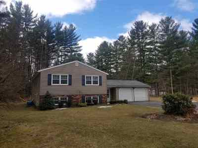 Wilton Single Family Home For Sale: 8 Timberlane Dr