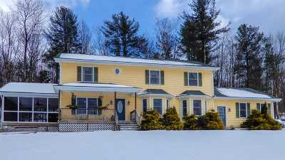 Rensselaer County Single Family Home For Sale: 526 Madonna Lake Rd