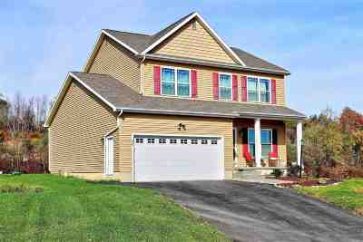 Mechanicville, Stillwater Single Family Home For Sale: 57 Morgan Ct