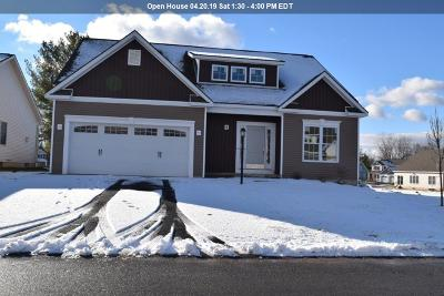 Mechanicville, Stillwater Single Family Home For Sale: 27 Lakepointe Way