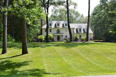Saratoga County Single Family Home For Sale: 10 Saddle Brook Dr