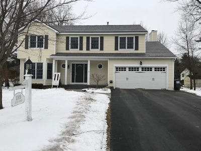 Niskayuna Single Family Home For Sale: 1101 Clute Crest Dr