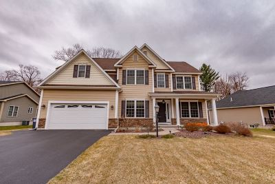 Clifton Park Single Family Home For Sale: 19 Balsam Way