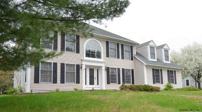 Bethlehem Single Family Home For Sale: 41 Columbine Dr