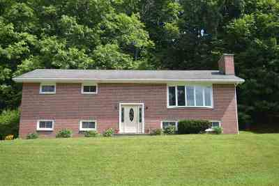 Troy Single Family Home For Sale: 66 North Lake Av