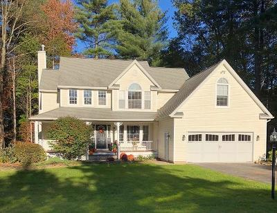 Wilton Single Family Home 48hr Contingency: 22 Thistle Rd