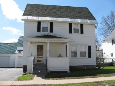 Gloversville Single Family Home Active-Under Contract: 5 Curtis St