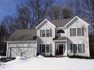 Guilderland Single Family Home For Sale: 1217 Alexander Ct