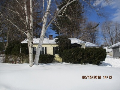 Gloversville Single Family Home For Sale: 10 Northern Ter