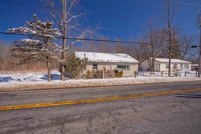 Saratoga Springs Single Family Home For Sale: 1412 Route 9 P