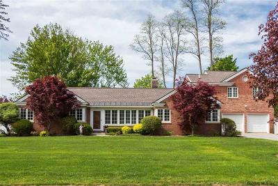 Saratoga County Single Family Home For Sale: 103 Fifth Av