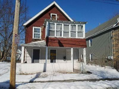 Two Family Home For Sale: 917 Strong St