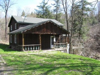Johnstown Single Family Home For Sale: 537 County Highway 116