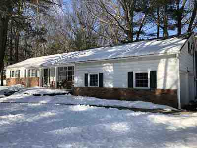Clifton Park Single Family Home 48hr Contingency: 15 West Terrace Ct