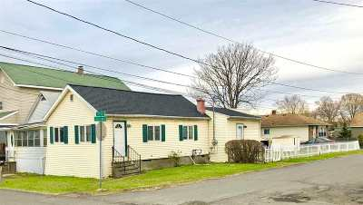 Watervliet Single Family Home For Sale: 909 13th St