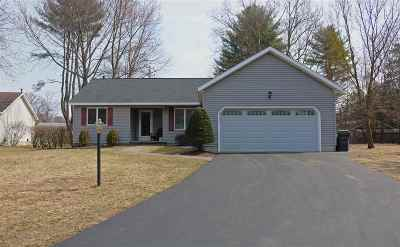 Ballston Spa, Round Lake Single Family Home 48hr Contingency: 481 Franklin St