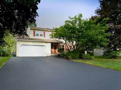 Colonie Single Family Home For Sale: 8 Glenmore Dr
