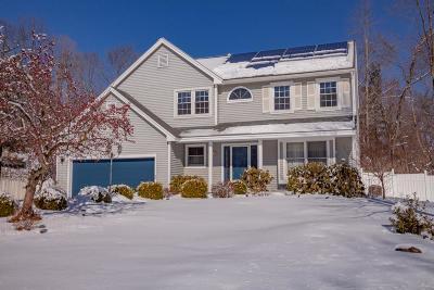 Niskayuna Single Family Home For Sale: 797 Red Oak Dr