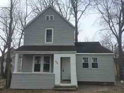Schenectady Single Family Home For Sale: 392 Shannon St