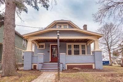 Schenectady Single Family Home Price Change: 2630 Campbell Av