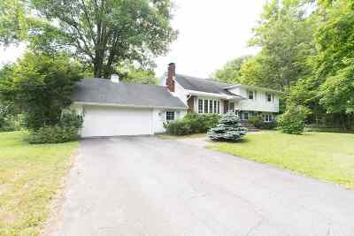 Glenville Single Family Home For Sale: 3 Hemlock La