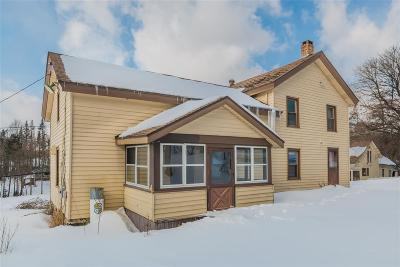 Johnstown Single Family Home For Sale: 167 W State St Ext