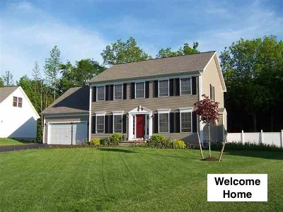 Clifton Park Single Family Home For Sale: 30 Aster Dr