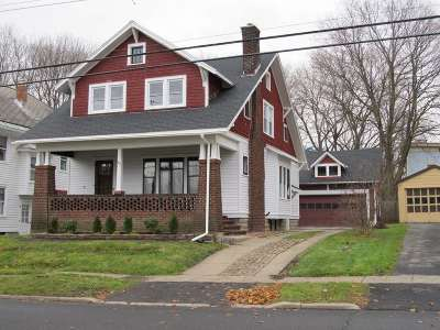 Canajoharie Single Family Home For Sale: 47 Walnut St